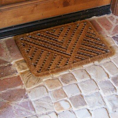 Polygon All Weather Scraper Doormat