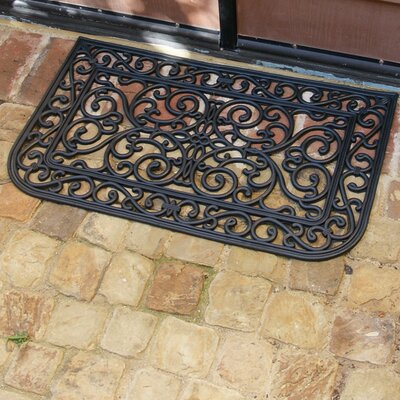 Liverpool Decorative Doormat Mat Size: 14 x 2