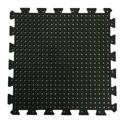 Eco-Drain Interlocking Rubber Tile Mat