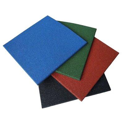 Eco-Sport Interlocking Rubber Tile