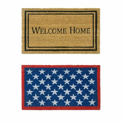 American Family Doormat Set
