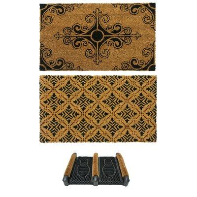 French Provincial Doormat Set