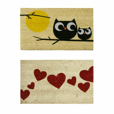 Love Doormat Set