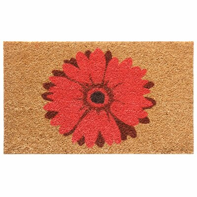 Daisy Flower Doormat