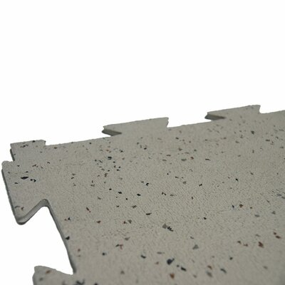 Terra-Flex Interlocking Rubber Mat Flooring Tile