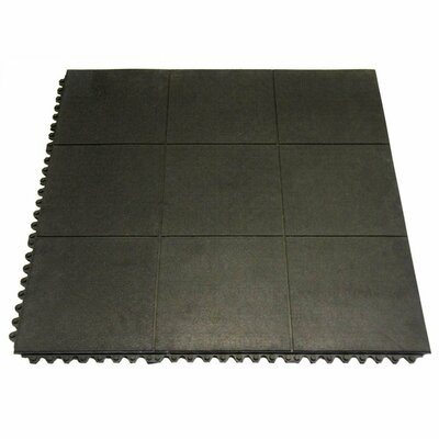 Revolution Interlocking Rubber Floor