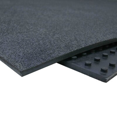 Tuff-Flex Heavy-Duty Floor Protective Rubber Mat