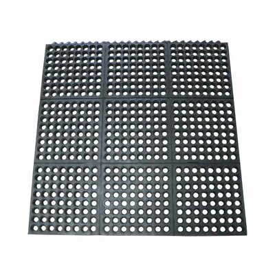 Dura-Chef Interlock Rubber Matting Anti-Fatigue Mat