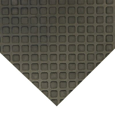 Maxx-Tuff Heavy Duty Rubber Floor Protection Mat