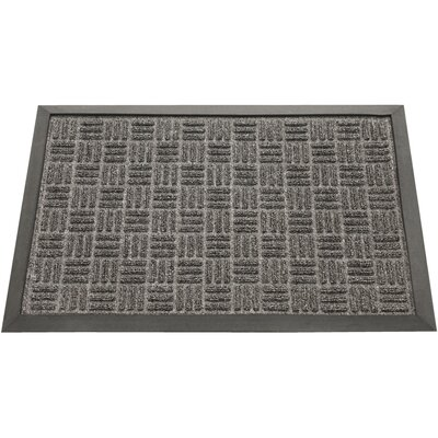 Wellington Entrance Doormat Color: Charcoal