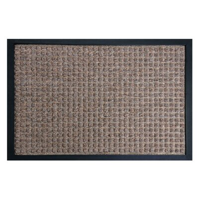 Nottingham Entrance Doormat Color: Brown