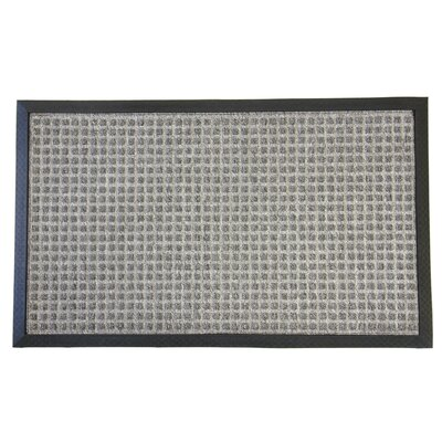 Nottingham Entrance Doormat Color: Gray