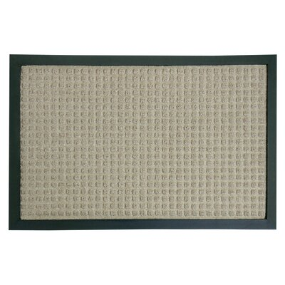 Nottingham Entrance Doormat Color: Tan