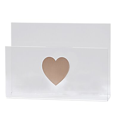 Heart Letter Holder HOME12-02G