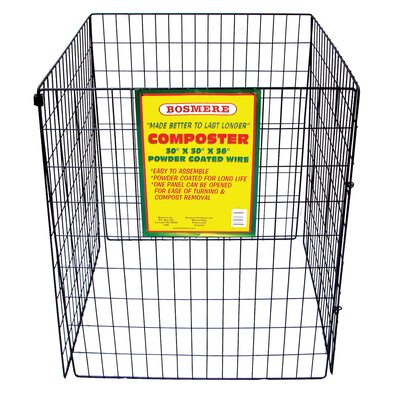 18 cu.ft. Stationary Composter