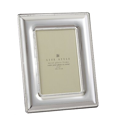 Convex Picture Frame Size: 4 x 6