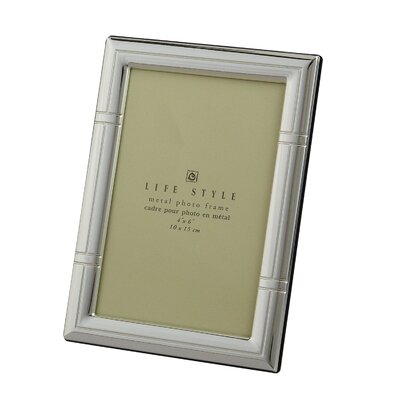 Reed Picture Frame Size: 4 x 6