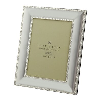 Crystal Picture Frame Size: 4 x 6