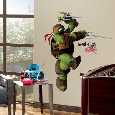 "Teenage Mutant Ninja Turtles ""Raphael"" Wall Decal 2251GMWH"