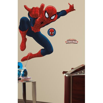 Ultimate Amazing Spider-Man Wall Decal 1796GMWH