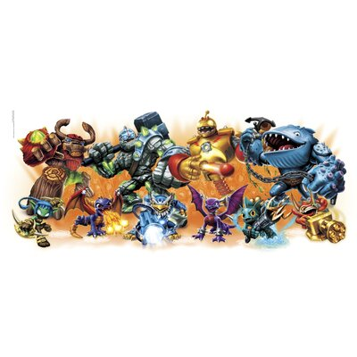 Skylanders Giants Burst Giant Wall Mural 2290GMWH