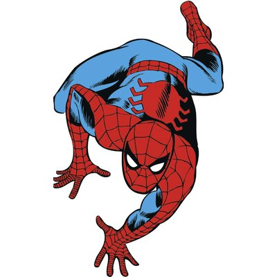 Marvel Comics Spiderman Classic Wall Decal 2355GMWH