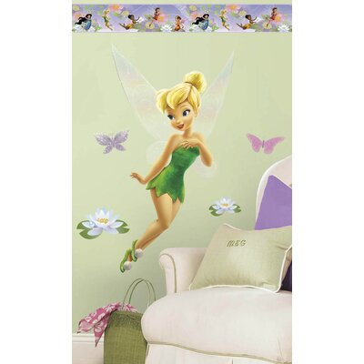 Disney Tinkerbell Room Makeover Wall Decal 1494/1492KTWH