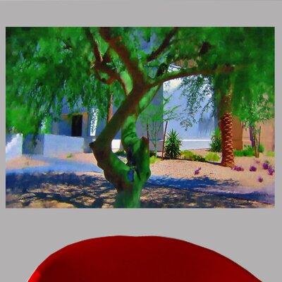 Tymeless Wonders Arizona Tree I Wall Mural Size: 16