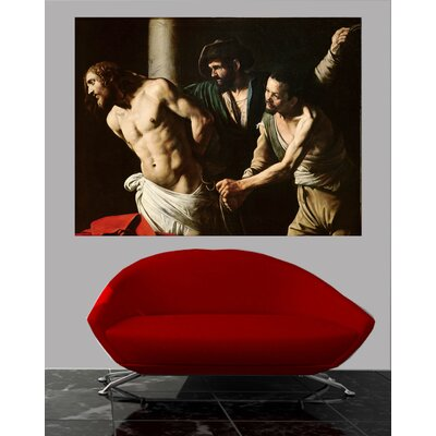 'The Flagellation of Christ' Oil Painting Print Poster WNPR6906 41867171