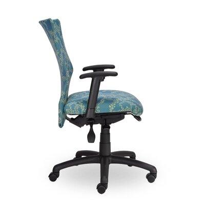 Jay Mid-Back Mesh Desk Chair JA204 E20 Grade 1 Icon Grey