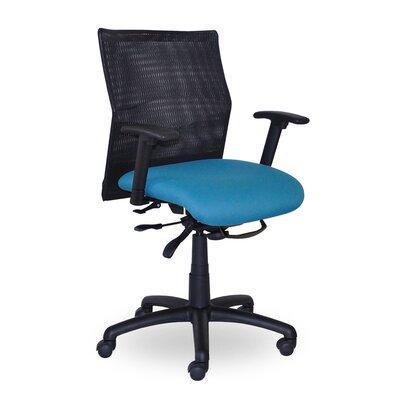 Jay Mid-Back Mesh Swivel Task Chair JA211 Q23 TA Grade 1 Icon Grey