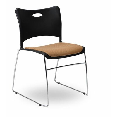 Indy Sled Base Guest Chairs Finish: Chrome