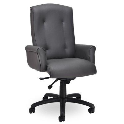 High-Back Executive Chair TT300 E31 TUA Grade 1 Icon Black