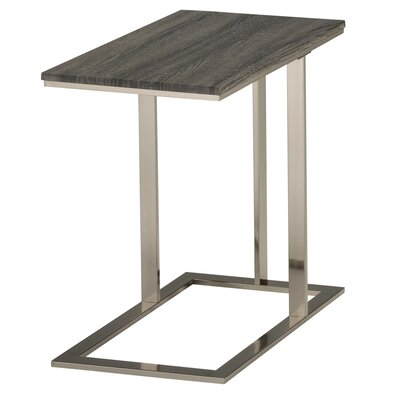 End Table Color: Gray Reclaimed
