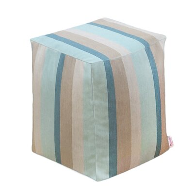Adamstown Outdoor/Indoor Cube Ottoman