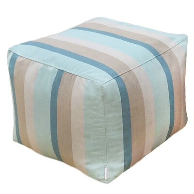 Adamstown Square Outdoor/Indoor Pouf Ottoman
