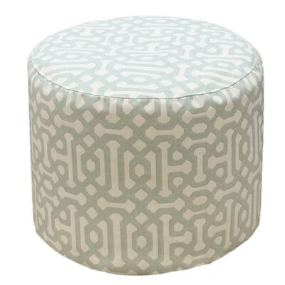 Sunbrella Outdoor/Indoor Pouf Ottoman