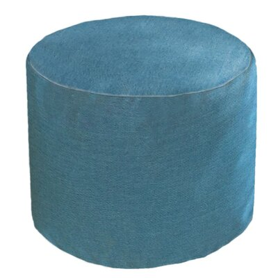 Adamstown Pouf Upholstery: Cast Lagoon