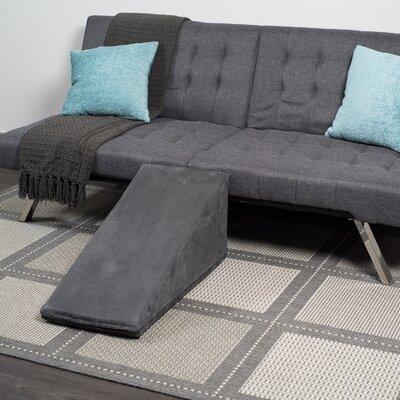 14 Pet Ramp Color: Charcoal Gray