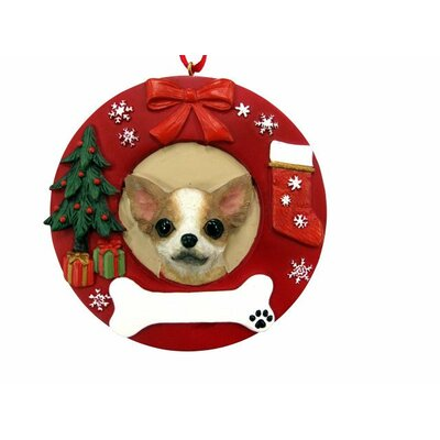 Chihuahua Ornament (Set of 2) 331-10