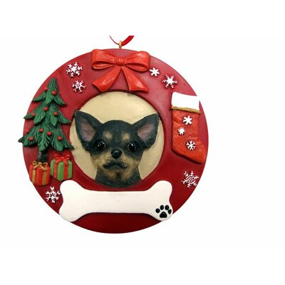 Chihuahua Ornament (Set of 2) 331-11