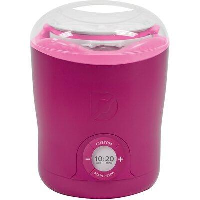 Dash Greek Yogurt Maker Color: Pink DGY001PK