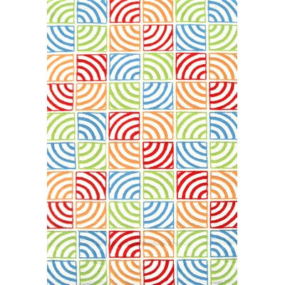Handmade Area Rug Rug Size: 28 x 48