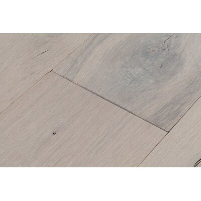 Beach Cove White Oak 7 Inch Wide Plank Flooring in Driftwood Gray