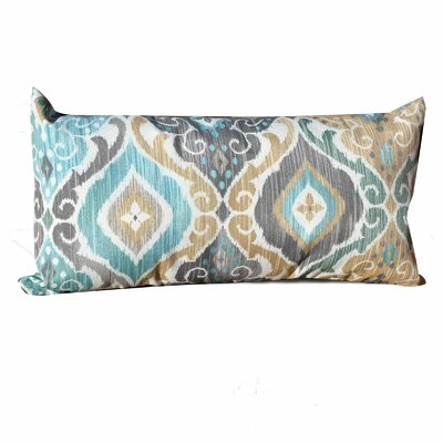 Persian Mist Outdoor Lumbar Pillow