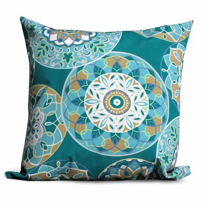 Sundial Outdoor Throw Pillow