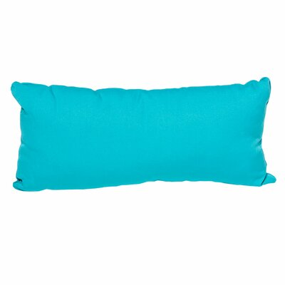 Outdoor Lumbar Pillow Color: Aruba