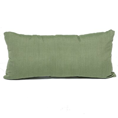 Outdoor Lumbar Pillow Color: Cilantro