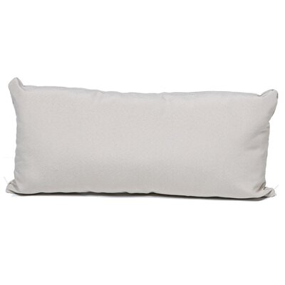 Outdoor Lumbar Pillow Color: Beige