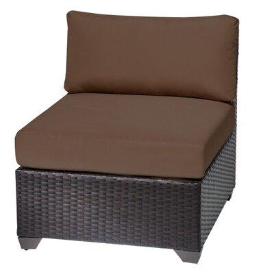 Slipper Chair Fabric: Cocoa